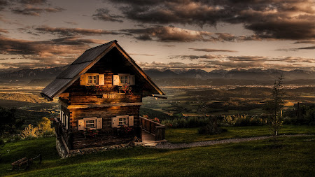 Romantic Cottage desktop
