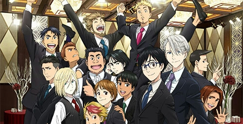 "Yuri !!! on ICE"" Movie In Production With New Story!"