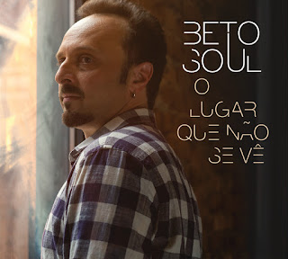 Beto Soul apresenta as músicas no seu novo EP no Teatro Brincante em São Paulo