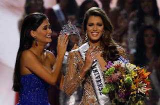 2017 Miss Universe Crowned to Nel-Peters