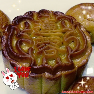 Happy Chinese Valentine's Day, mooncake, love