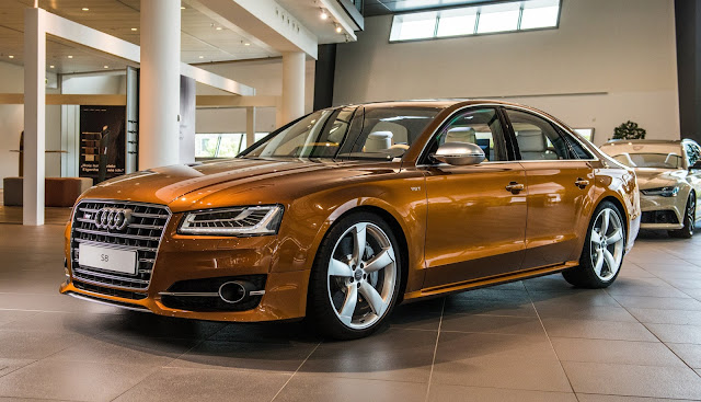 Awesome Cars, The stunning Audi S8