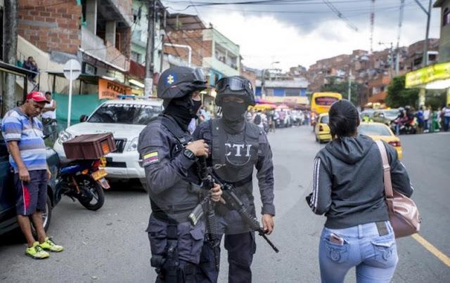 """Los carteles de """"Sinaloa"""", """"Golfo"""", """"Jalisco"""" y """"los Zetas"""" y su relación Colombia."""