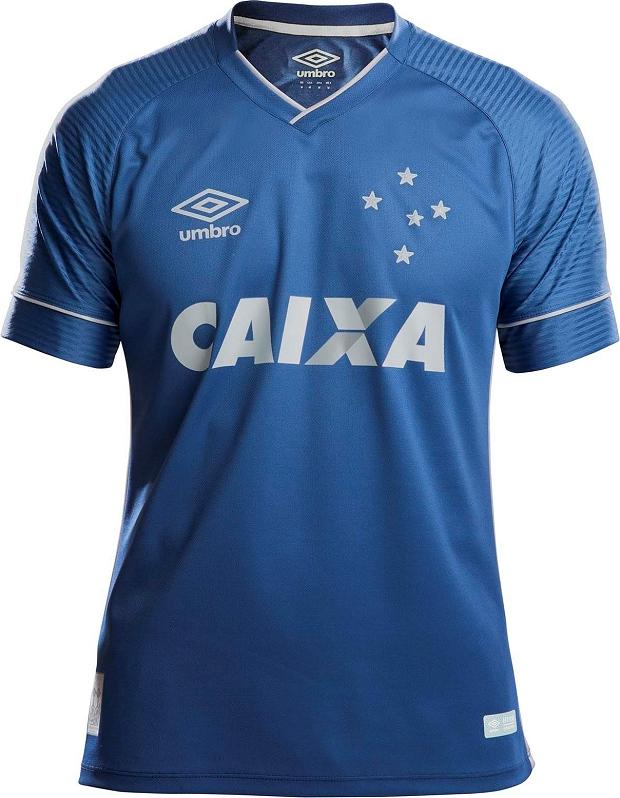 46bd1268fc Umbro lança a nova terceira camisa do Cruzeiro - Show de Camisas