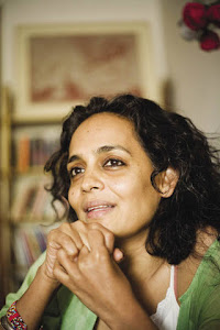 """The UID is a corporate scam which funnels billions of dollars into the IT sector"" - Arundhati Roy"