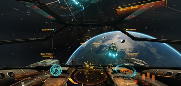 Elite Dangerous 1.1 Patch Notes