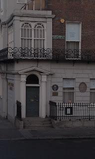 Residence of Oscar Wilde