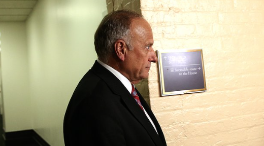 NYT updates Steve King story to call his remarks 'racist'