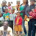 Shocking! This wicked pastor was arrested with 12 stolen kids...photos