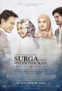 Download Film Surga Yang Tak Dirindukan 2 (2017) Full Movie