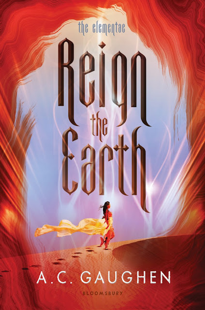 CAN'T WAIT TO READ: Reign the Earth by A.C. Gaughen