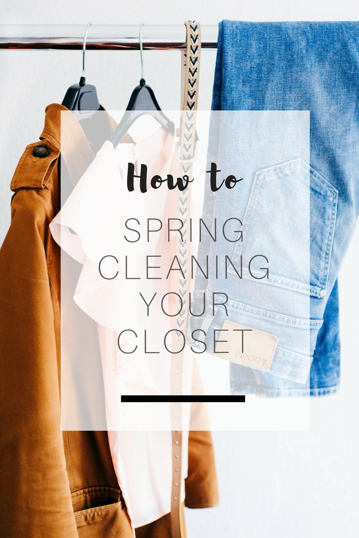 Mission Spring Cleaning: Roll up your sleeves, take out your cleaning kit and lets do some cleaning together - Step 1: Closet | Ioanna's Notebook