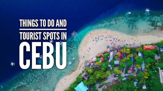 Things to do and tourist spots in Cebu