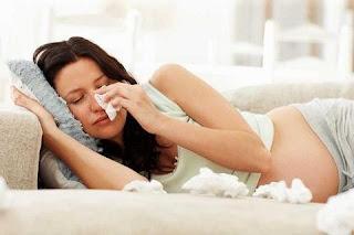 Phòng bệnh viêm đa xoang cho bà bầu