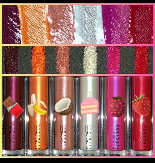 New Lipglass MAC - Nouveautés gloss - Blog beauté