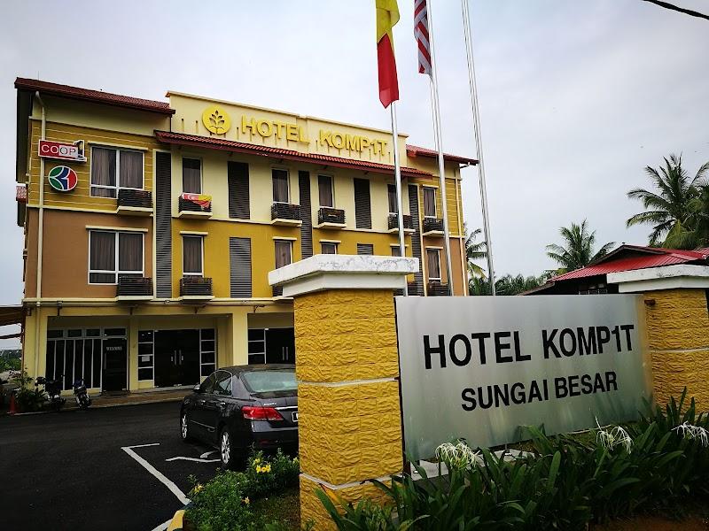 Hotel Komp1t, Sungai Besar, Selangor