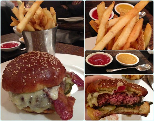 Little Social, London - Burger