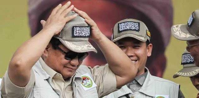Komunitas Ojek Online: 2019 Prabowo Presiden Harga Mati