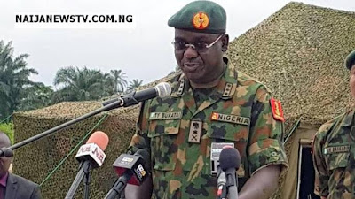 General Tukur Buratai to Pay Millions to 11 Gombe State Indigenes He Illegally Detained