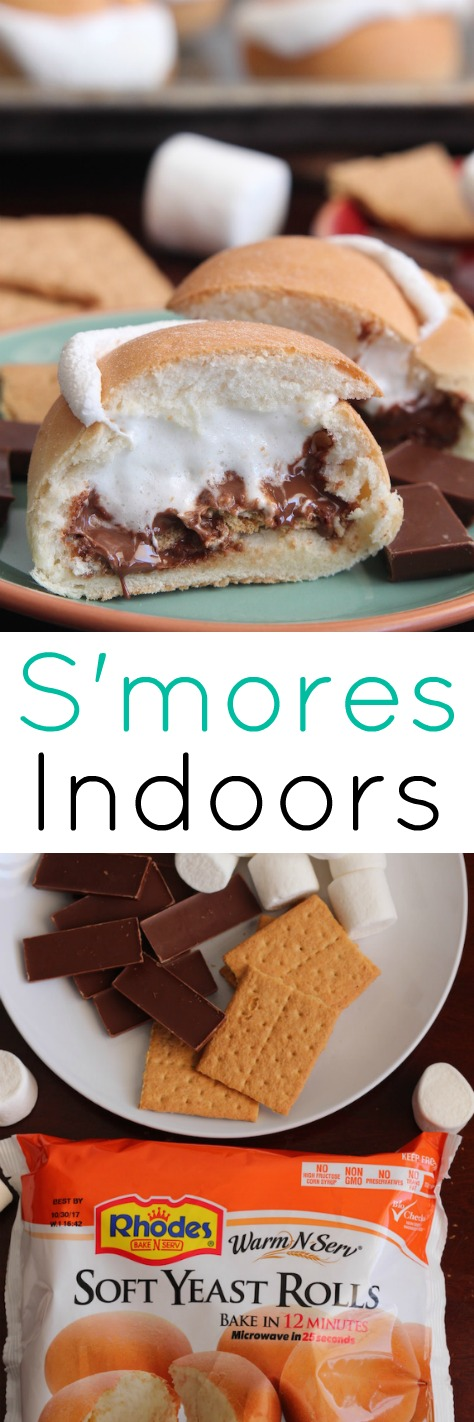 Eat Cake For Dinner: S'mores Indoors