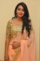 Bhanu Shri looks stunning in Beig Saree choli at Kalamandir Foundation 7th anniversary Celebrations ~  Actress Galleries 004.JPG