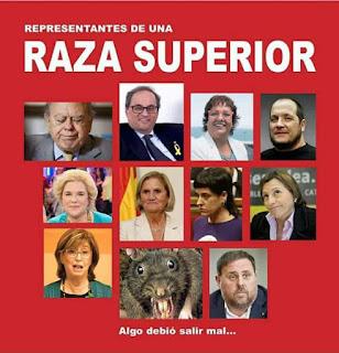 representantes de una raza superior
