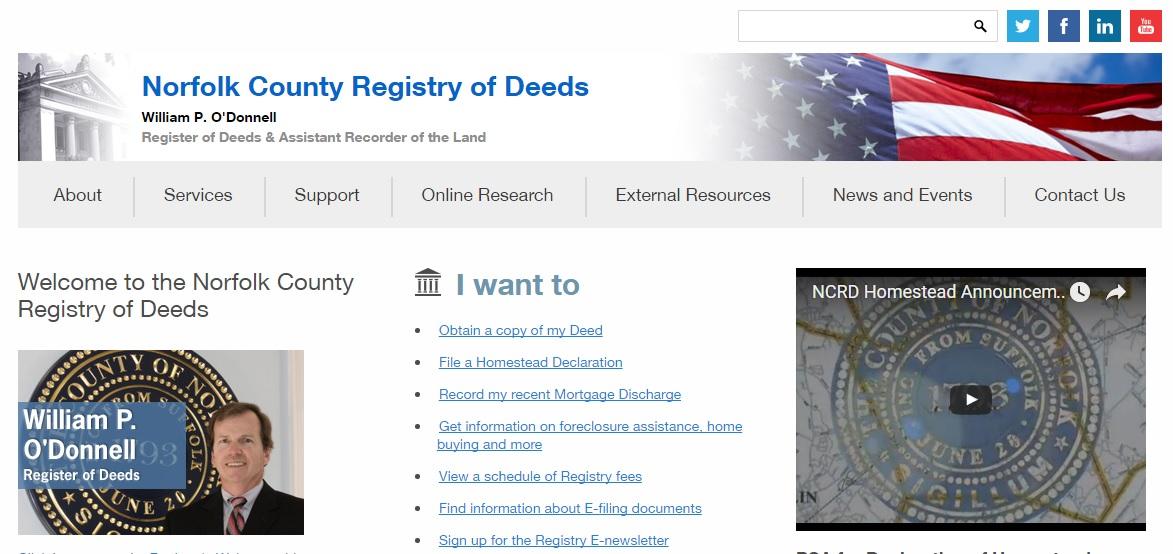 Registry Of Deeds Hopkinton Rhode Island