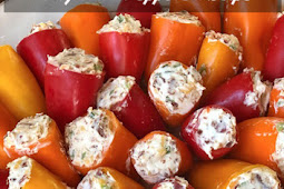 Party Peppers Recipe - Easy Appetizer For A Crowd