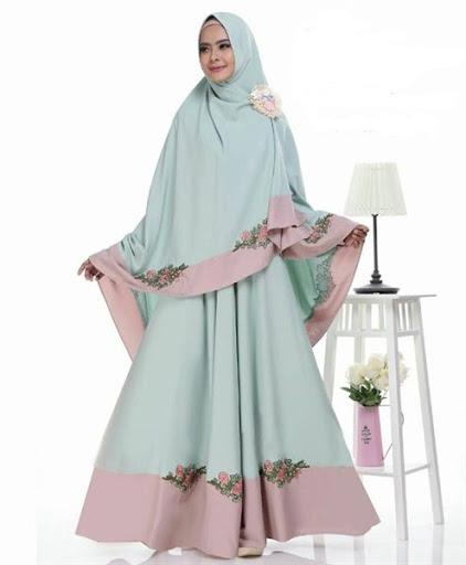 desain model hijab syar i instan dan motif terbaru