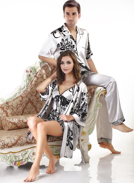 baju tidur pasangan suami istri sexy menggoda