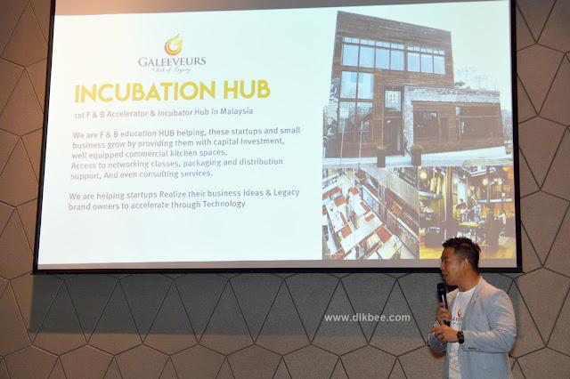 Galeeveurs Memperkenalkan Inkubator Ekosistem Bersepadu F&B Pertama Di Malaysia