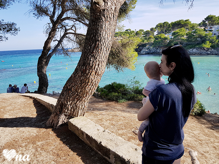 Wakacje na Majorce, Font de sa cala