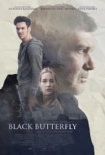 Black Butterfly Movie Poster 2