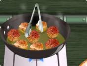 لعبة طبخ سندوتشات الكفتة