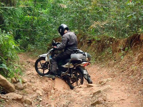 Viaje en moto por el sureste asiático