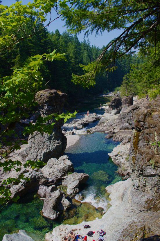 Oregon s 25 best swimming holes Best swimming pools in portland oregon