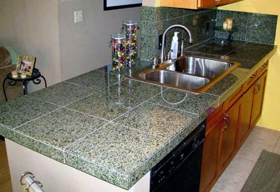 Granite Bathroom Countertops Pros and Cons picture