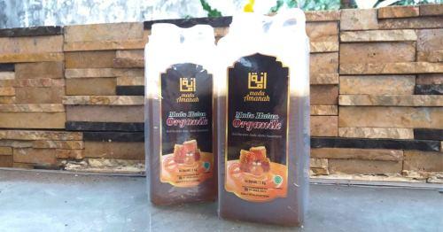 madu hutan organik