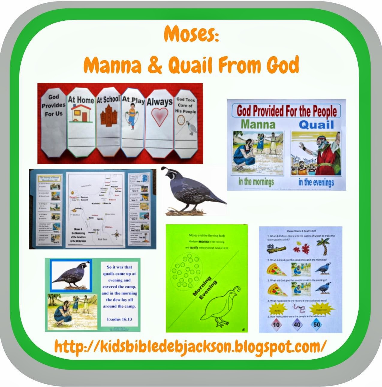 Bible Fun For Kids 12 Questions Memphis Ministry Day 2 Moses