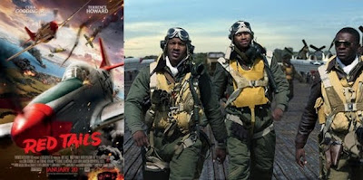 Red Tails filmklipp