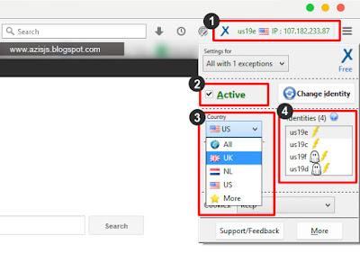 Tutorial Terbaru Mendapatkan domain TLD COM/NET/ORG/ME/ Plus Hosting 15GB dari One.Com | Tutorial by Azis JS