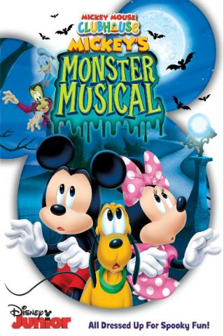 Mickey's Monster Musical [2015] [DVDR] [NTSC] [Latino]