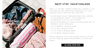 Coupons And Freebies: Madewell Getaway Giveaway - 4 Winners. Win ...