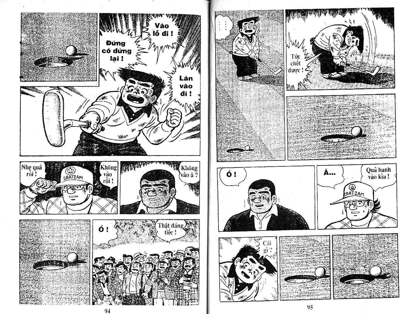Ashita Tenki ni Naare chapter 20 trang 46