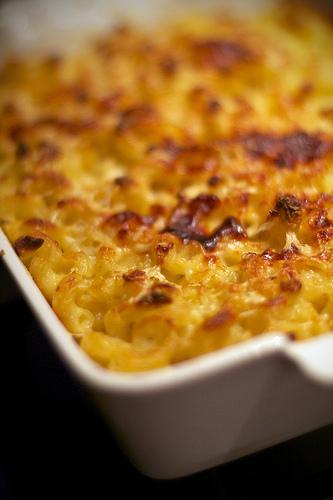 macaroni, cheese, bake