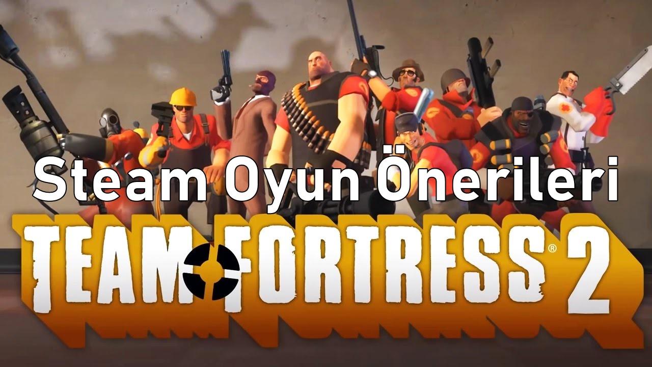 Steam Oyun Önerileri: Team Fortress 2