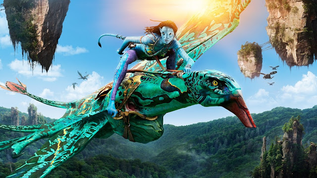Avatar الجزء الثاني من فيلم أفاتار