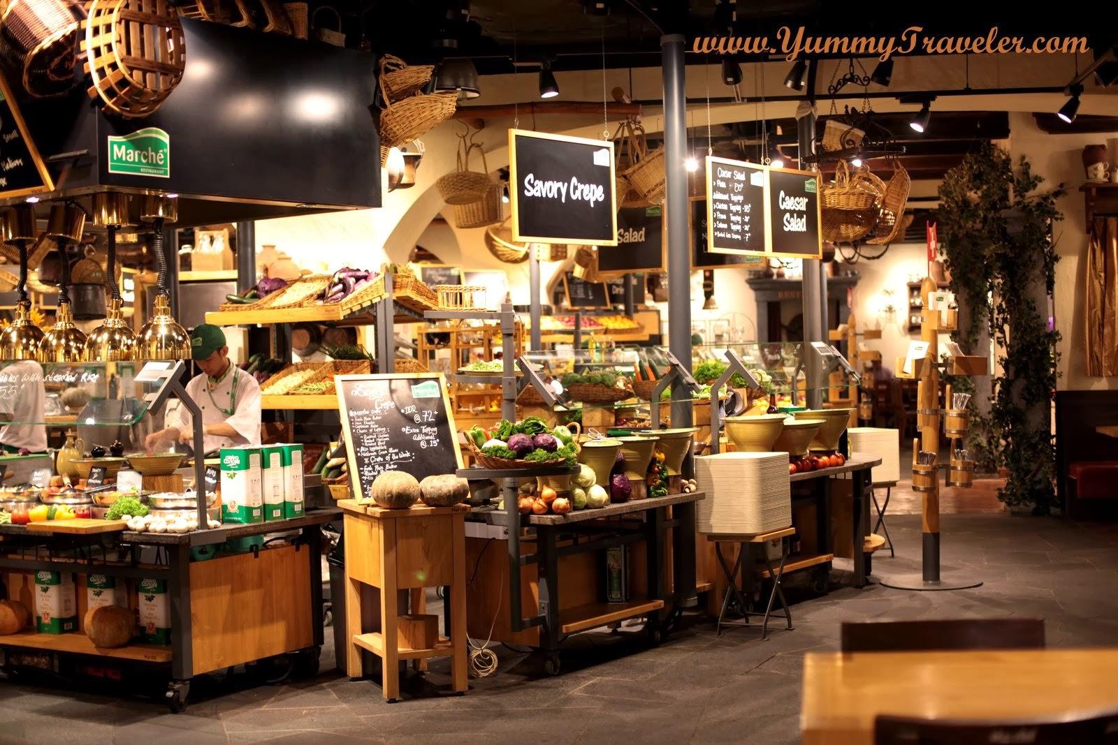 5 Best Markets in Jakarta