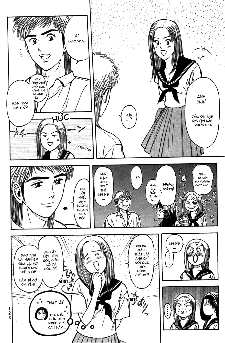 Psychometrer Eiji chapter 62 trang 18