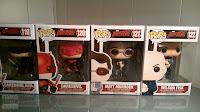 Daredevil (NetFlix) Funko Pops!